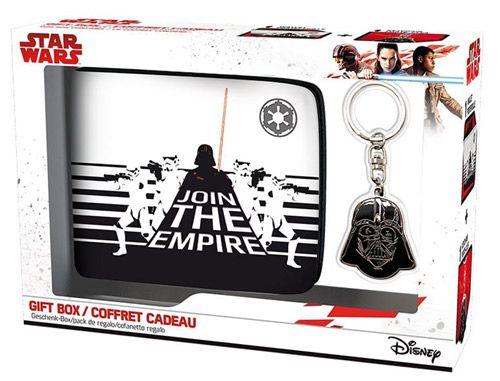 Peněženka Rozkládací S Přívěskem Star Wars Darth Vader
