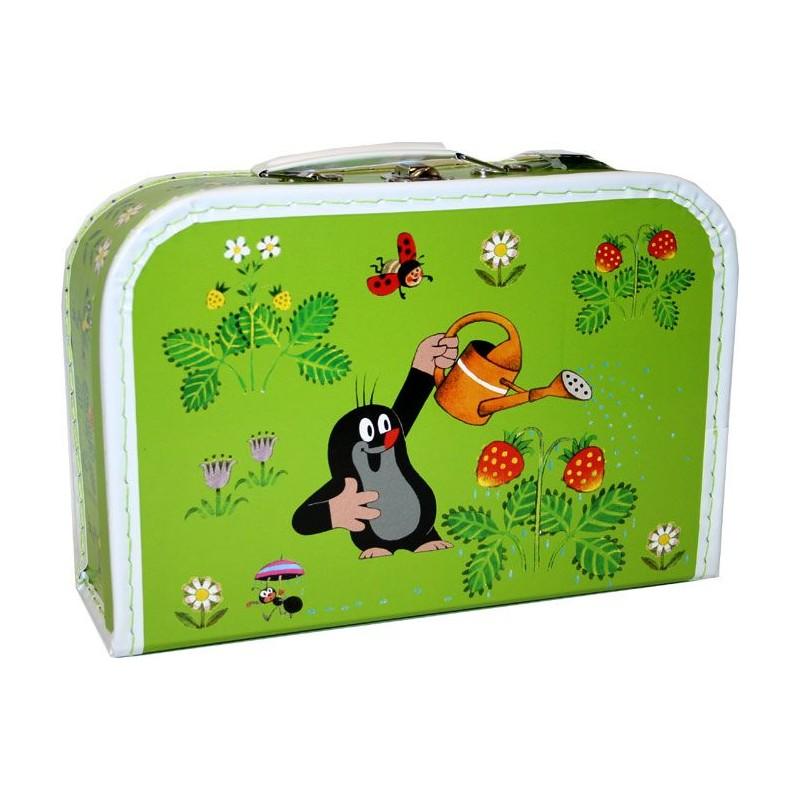 kufr Krteček a zahradník střední
