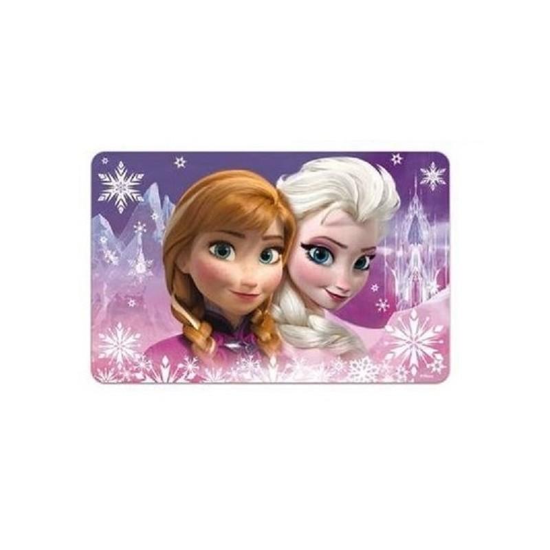 3D Podložka Frozen / Anna / Elsa
