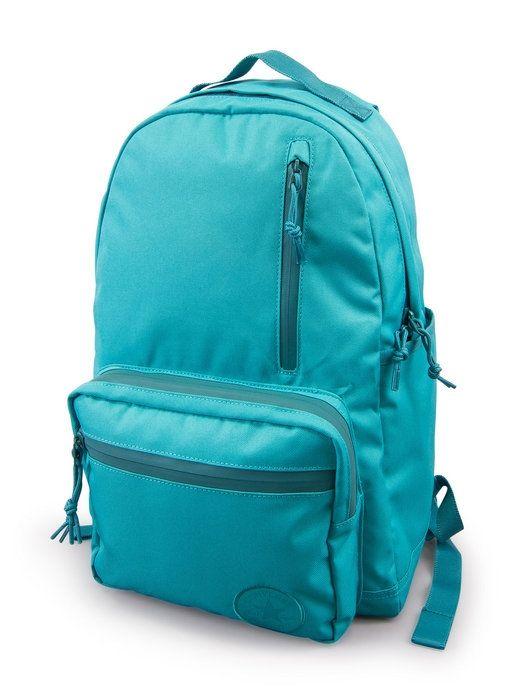 Školní batoh Converse Světle modrý /  45 x 27 x 14 cm