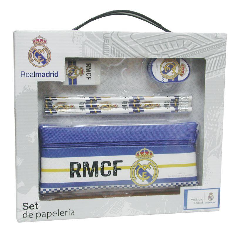 Školní sada v kufříku / Real Madrid