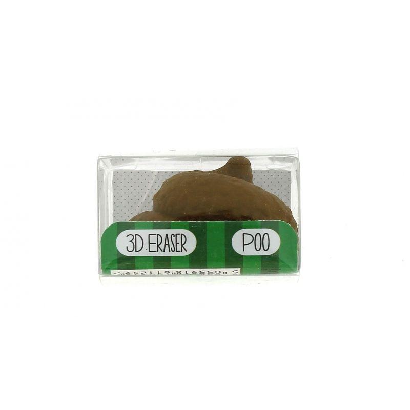 Školní guma 3D / Small Poo