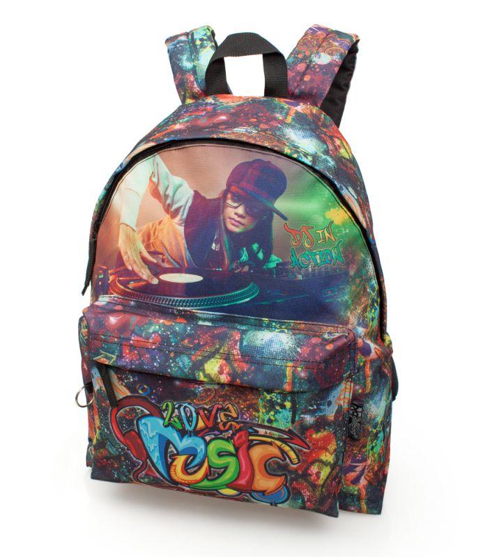 Školní batoh Delbag / Music
