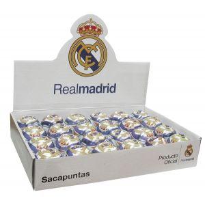 Ořezávátko ve tvaru míče Real Madrid / logo