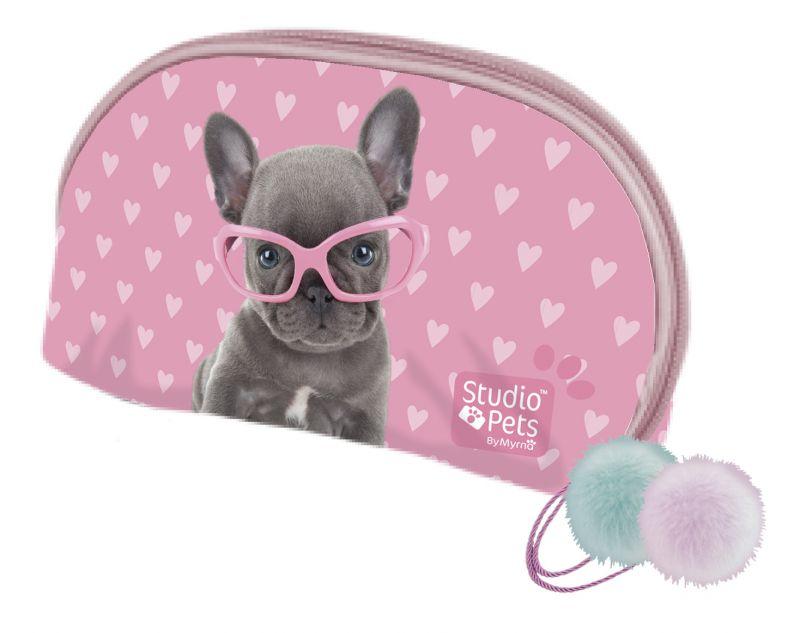 Penál / Pouzdro Studio Pets / růžové