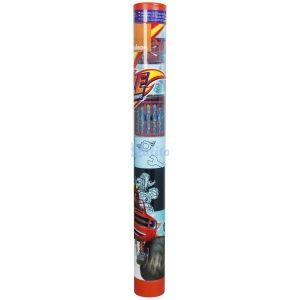 Tuba plná výtvarných potřeb Blaze and The Monster Machines / Plamínek a čtyřkoláci