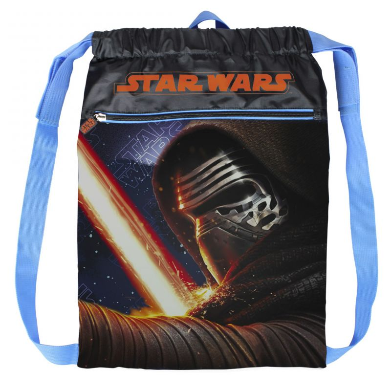Gym Bag / batoh / pytlík Star Wars Darth Vader / 33 x 45 cm