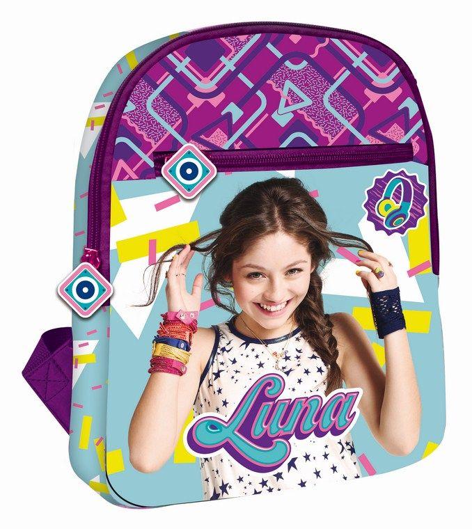 Dívčí batoh Soy Luna / 29 x 23 cm