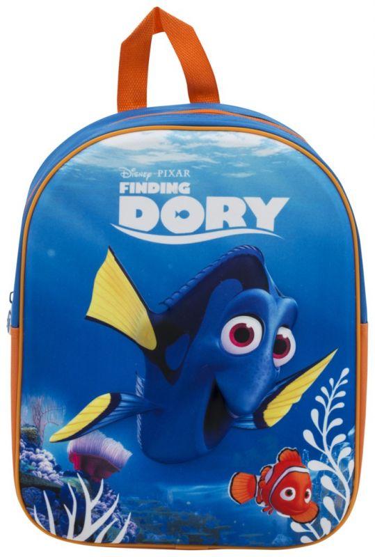 Junior Batoh Hledá Se Dory / Finding Dory Modrý / 10 x 32 x 26 cm
