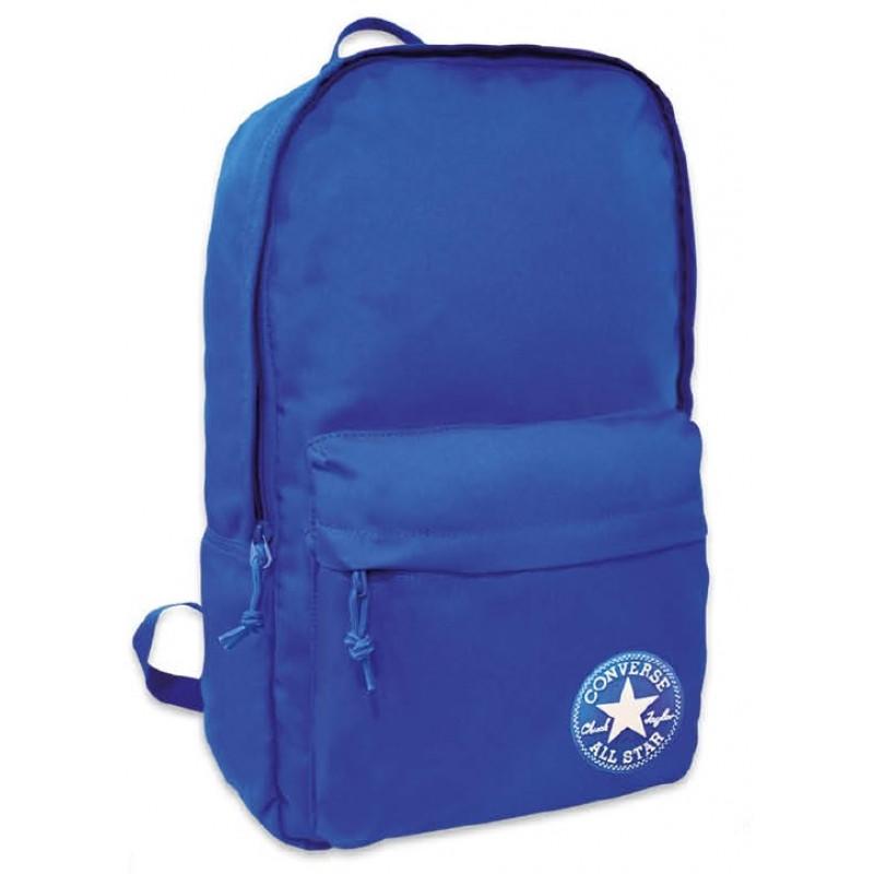 1a7824e5e88 ... 45 X 27 X 13 CM. Školní batoh   Converse   Modrý   45x27x13
