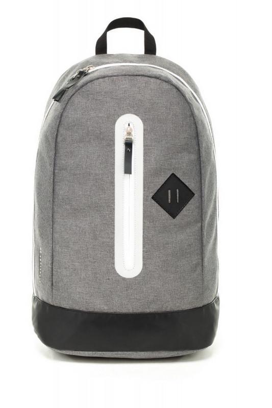 Studentský školní / cestovní batoh 4F Outhorn Grey 47 x 29 x 15 cm
