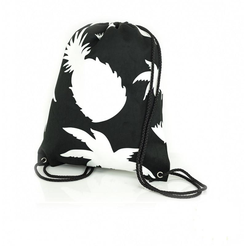 Školní gym bag / pytlík s motivem Tropical 45 x 30 cm