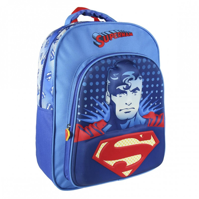 Chlapecký 3D batoh Superman 31 x 41 x 13 cm