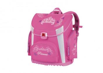 Batoh školní Noble Pink / 39 x  37 x 23 cm