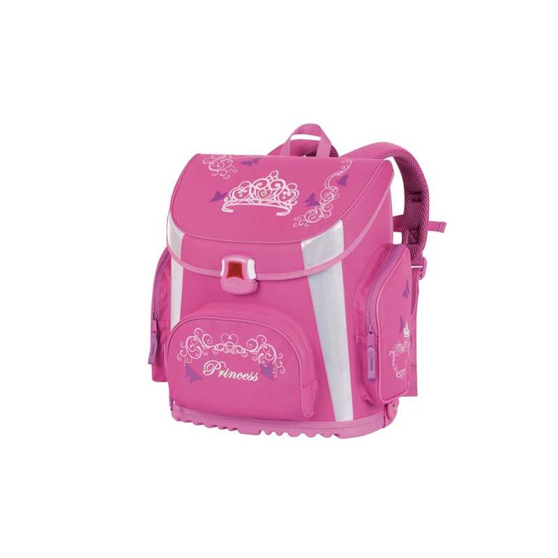 Batoh školní Noble Pink / 39 x  37 x 23 cm / veci do skoly