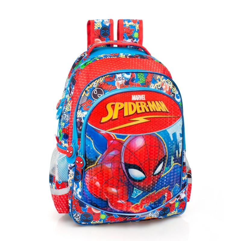 Školní batoh Spiderman / 44 x 28 x 16 cm