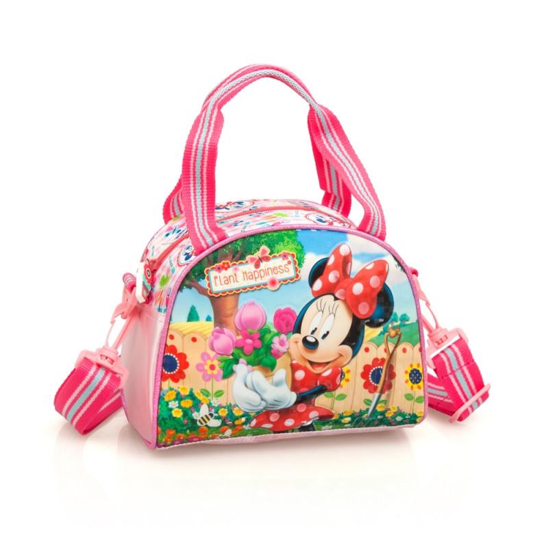 Termotaška taška na svačinu Minnie Mouse / 22 x 17 x 11 cm