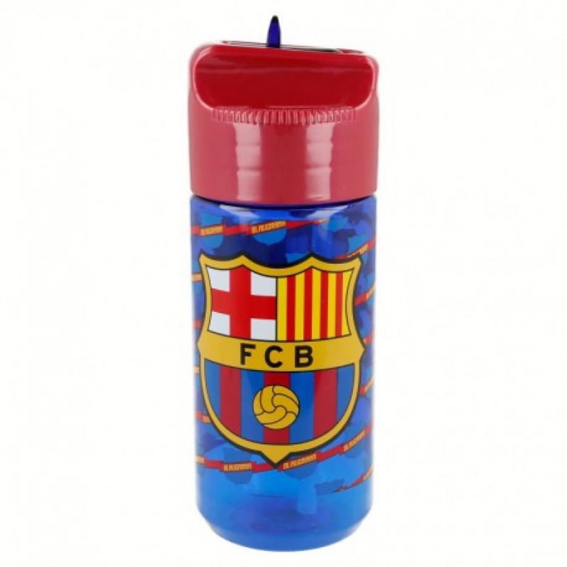 Plastová sportovní láhev FC Barcelona / 430 ml