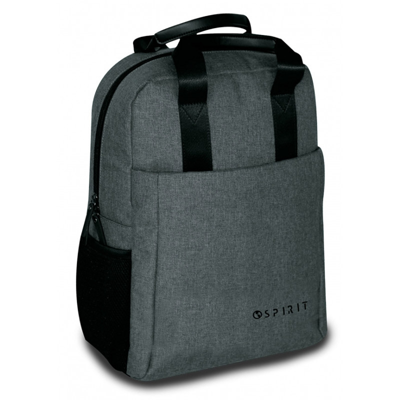 Studentský batoh Spirit s USB přípojkou / 30 x 43 x 14 cm
