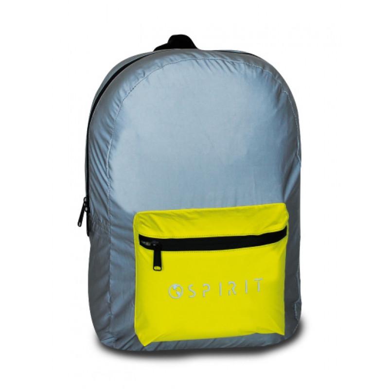 Skládací reflekční batoh Spirit / 31 x 45,5 x 15 cm / veci do skoly