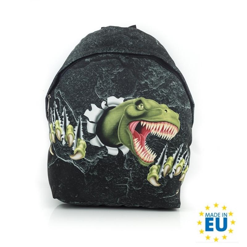 Batoh s Dinosaurem / 33 x 30 x 10 cm / veci do skoly
