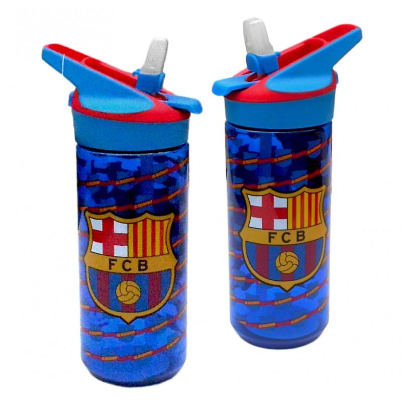 Hliníková sportovní láhev  s logem FC Barcelona