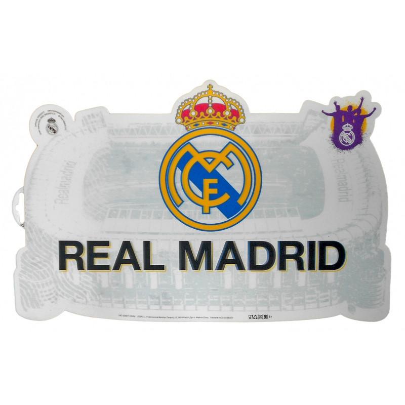 Stolní podložka s logem Real Madrid / veci do skoly