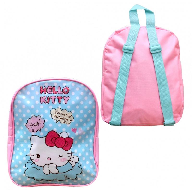 Dívčí batoh Hello Kitty / 29 cm