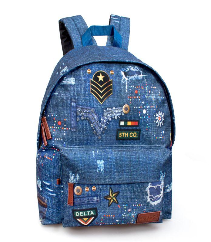 Studentský batoh El Charro / 43 x 33 x 13 cm