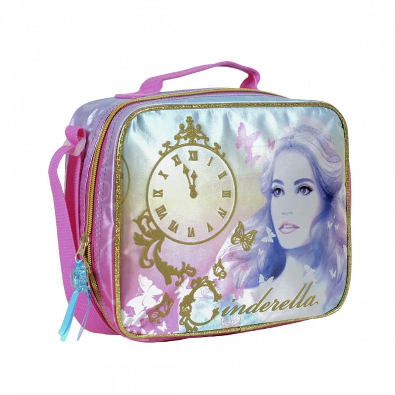 Taška na svačinu Popelka / Cinderella / 23 x 19 x 8 cm
