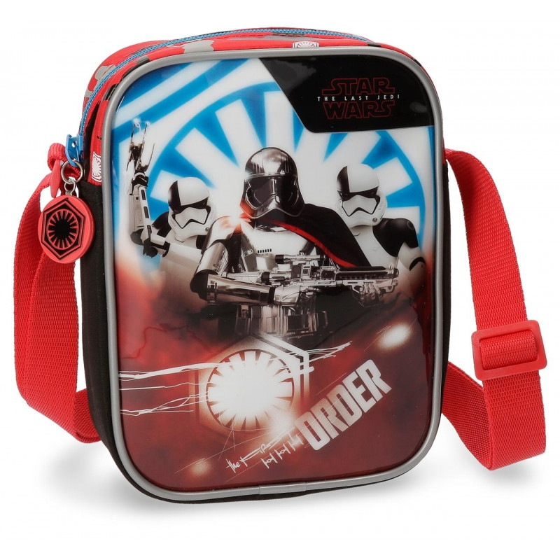 Chlapecká taška na jedno rameno Star Wars / 15 x 19 x 10 cm