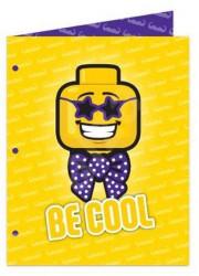 Papírová složka Lego / Be Cool / vecidoskoly