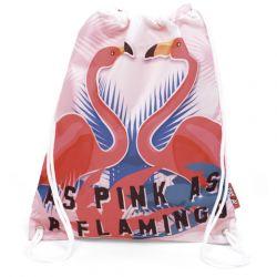 Taška / pytlík Flamingo / Plameňáci