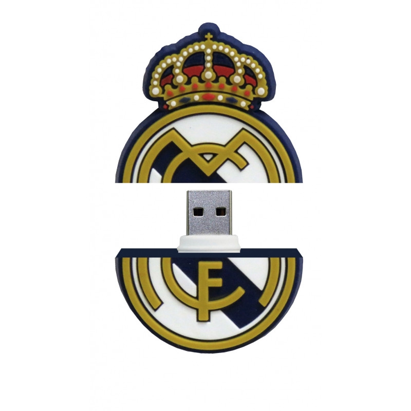 USB Flash Disk 8 GB Real Madrid