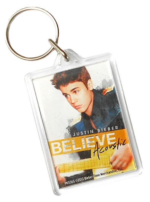 Přívěšek na klíče Justin Bieber