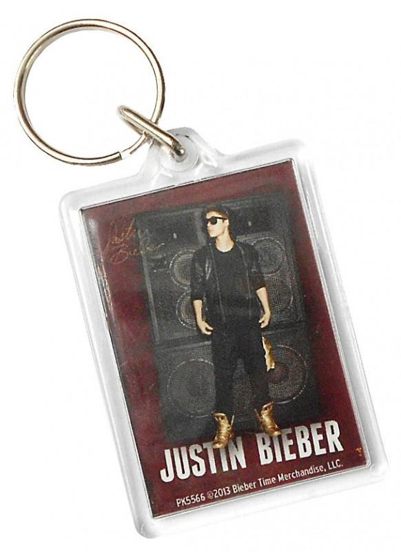Přívěšek na klíče Justin Bieber / Speakers