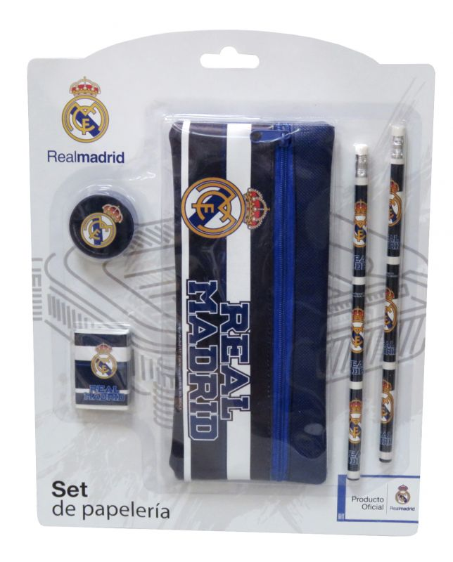 Školní potřeby Real Madrid / vecidoskoly