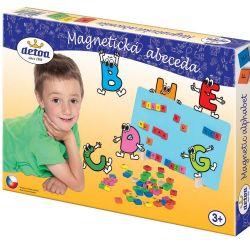 Magnetická hra Abeceda