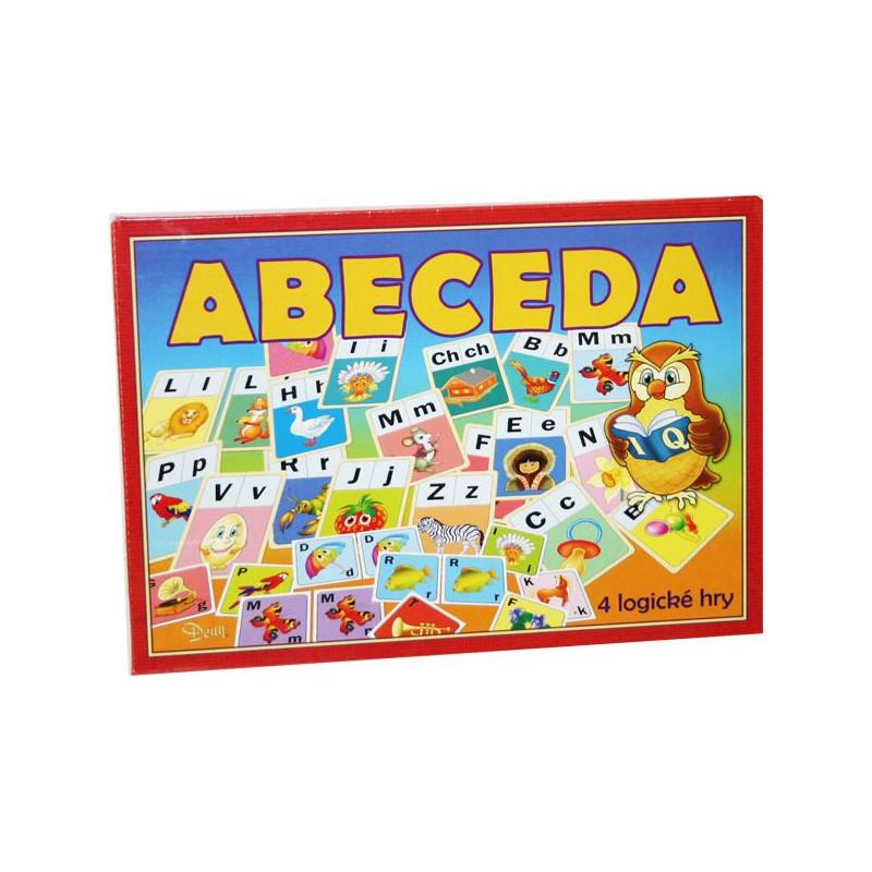 Naučná hra Abeceda