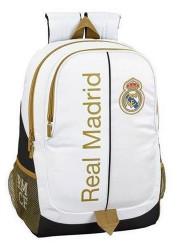Batoh Real Madrid White / Gold