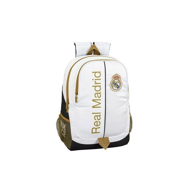 Batoh Real Madrid White / Gold / vecidoskoly