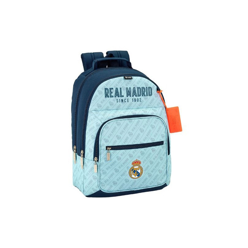 Batoh Real Madrid Blue / vecidoskoly