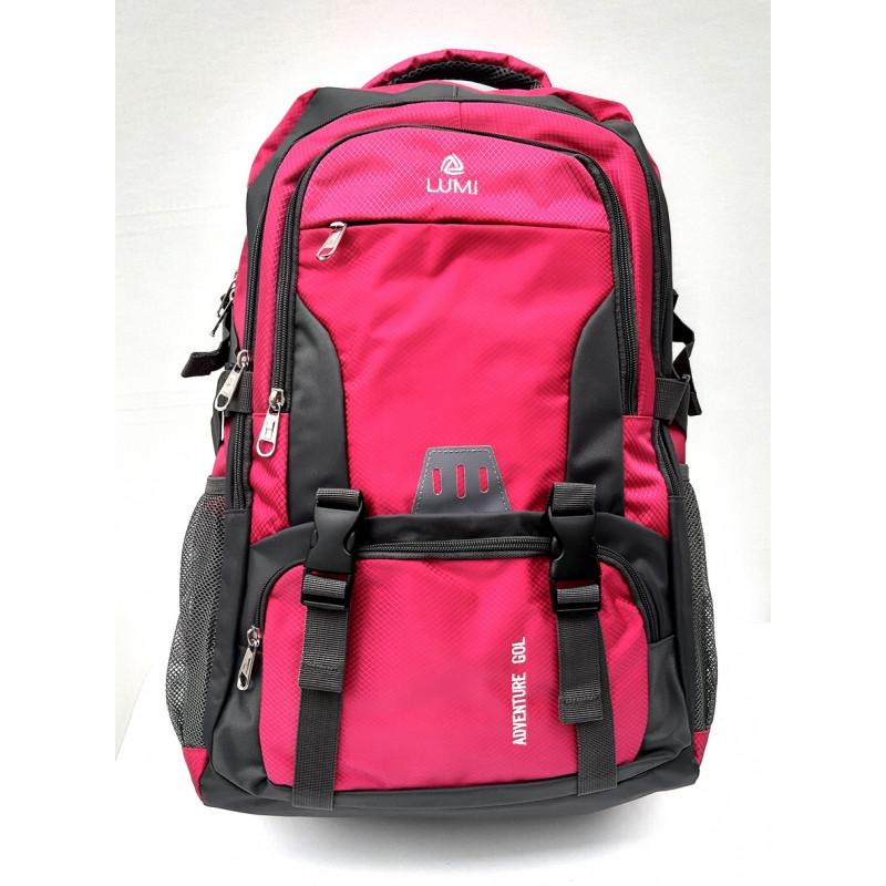Trekkingový batoh LUMI Pink