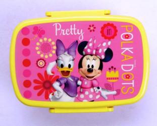 Krabička na svačinu Minnie Mouse