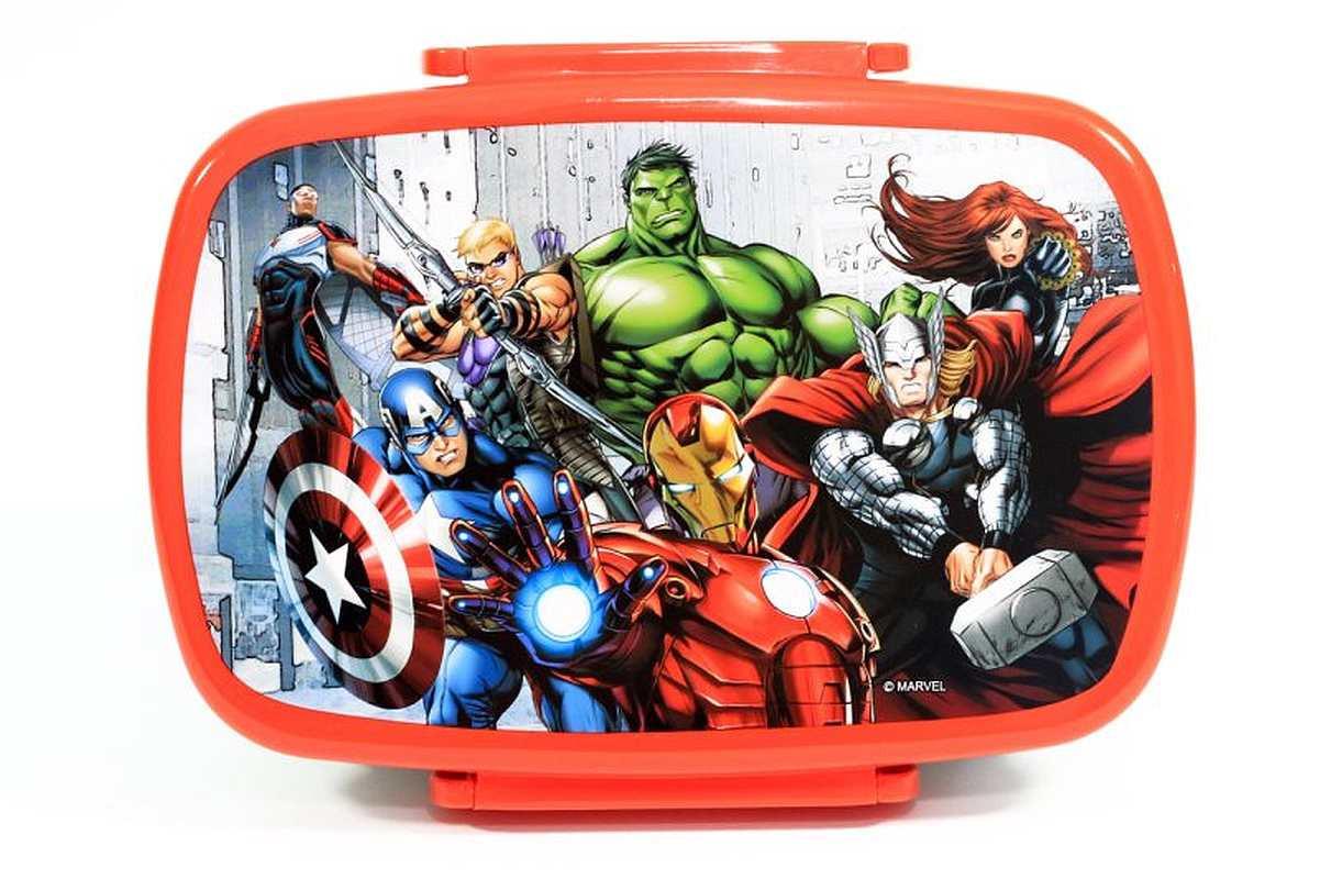 Krabička na svačinu Avengers