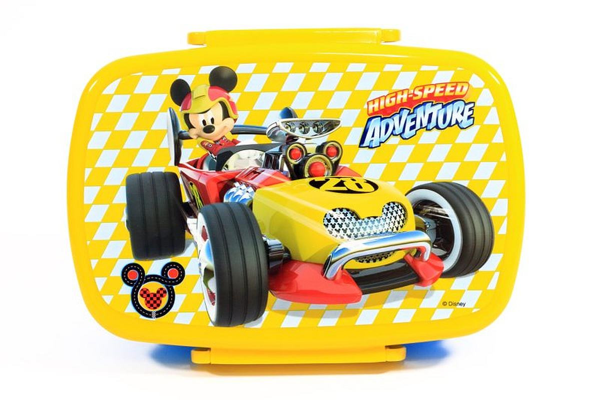 Box na svačinu Mickey Mouse Speed / vecidoskoly