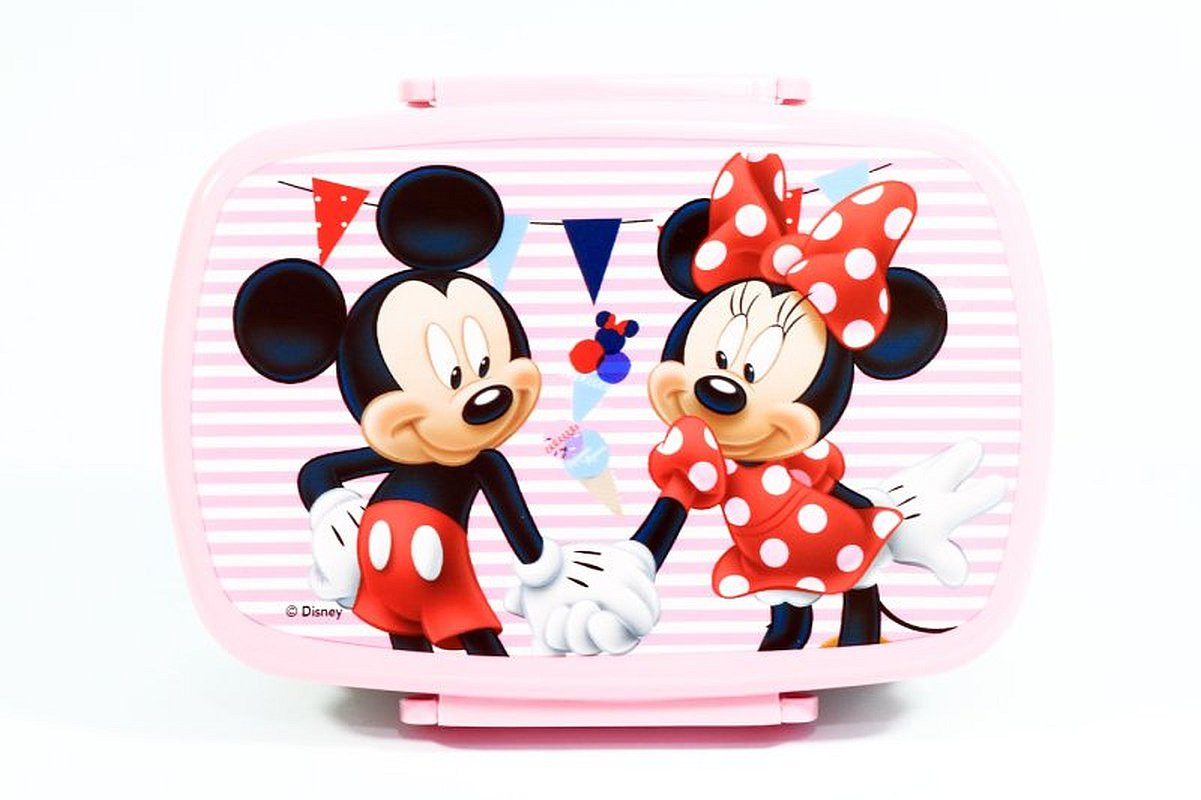 Box na svačinu Mickey a Minnie / vecidoskoly