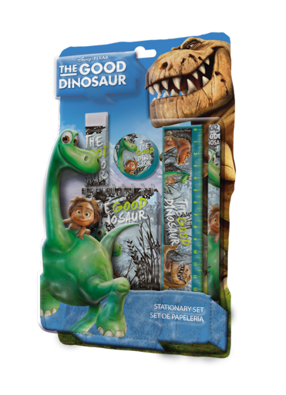 Sada školních potřeb Hodný Dinosaurus