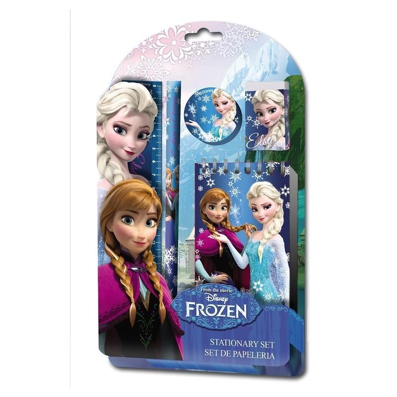 Sada Školních Potřeb Frozen