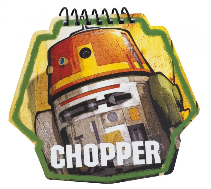 Notes Star Wars Chopper